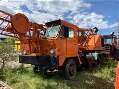 Bantam T350 Truck Crane - Inoperable/Parts Machine