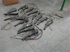 Case IH 1200 Series Seed Tube And Sensors