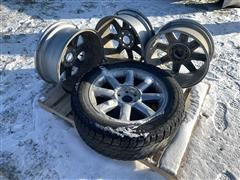GMC Yukon Rims & Tire