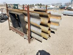 Behlen Roof Panels W/Openings
