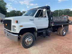 1992 Chevrolet Kodiak Topkick Dump Truck