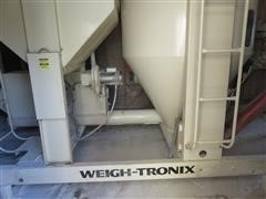 1998 Weigh-Tronix CSI-150 Automatic (Computer Interface) Batch Feed System
