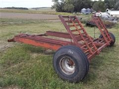 Donahue S - C 2 Windrower Cart