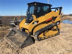 2012 Caterpillar 259B3 Series 3 Compact Track Loader