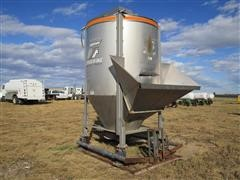 Speed King Stainless Steel Fertilizer Mixer
