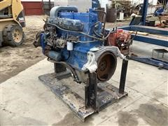 Cummins Small Cam 350 Turbo Diesel Engine Core