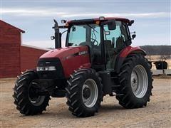 2009 Case IH Maxxum 115 MFWD Tractor