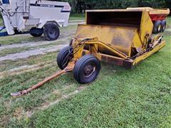 Soil Mover 50RF Hydraulic Clam Dirt Scraper
