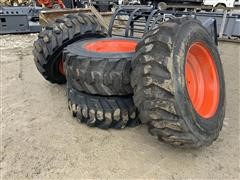Bobcat 10-16.5 Heavy Duty Loader Tires & Rims