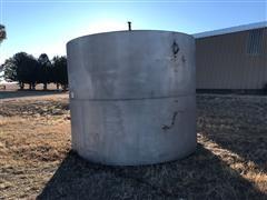 1992 Palmer Stainless Fertilizer Tank