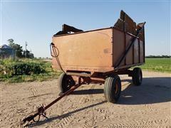 Bush Hog Forage Wagon