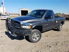2004 Dodge Ram 2500 SLT 4X4 Long Bed Pickup