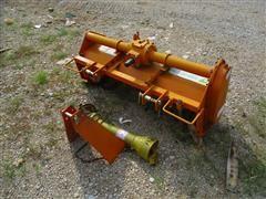 CF Powerline TM120-4 Rotary Tiller