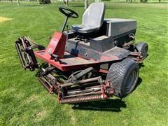 1995 Toro Reel Master 5100-D 5 Plex Mower