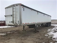 2000 Timpte T5124 Tri/A Super Hopper Grain Trailer