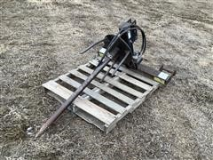 RW SpinOff 3pt Bale Roller