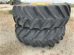 Goodyear 620/70R42 Tires & Rims