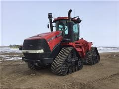 2013 Case IH Steiger 600 Quadtrac Tracked Tractor