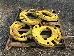 John Deere Rear Tractor Weights