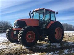 Kubota M126XDTC MFWD Tractor