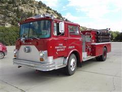 1968 Mack CF611F Fire Truck