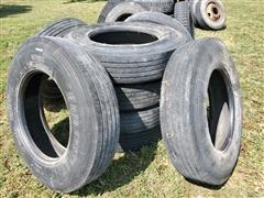 Bridgestone 11R24.5 Tires