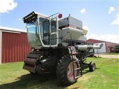 Gleaner M2 Combine & Headers For Parts