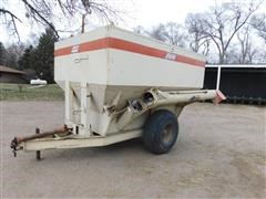 Bjm Harvest Wagon HW4000 Grain Cart