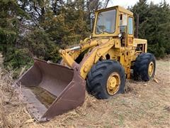 Case H80B Wheel Loader for Parts