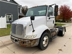 2005 International 8600 S/A Truck Tractor