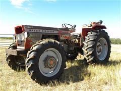 1980 Massey Ferguson 184-4 MFWD Tractor