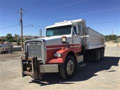 1991 Freightliner FLD120 T/A Dump Truck