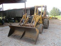 Case 580B 2WD Loader/Backhoe