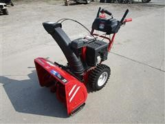 "Troy-Bilt Storm 2840 Electric Start Self Propelled 28"" 2 Stage Snow Blower"