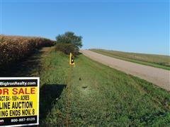 B4:  160+/- Acres Boone County, Nebraska