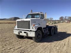 1981 GMC Brigadier T/A Day Cab Truck Tractor