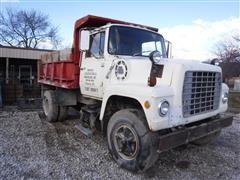 1980 Ford LN8000 Dump Truck