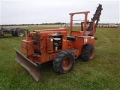 DitchWitch R65 4x4 Trencher