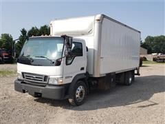 2006 Ford LCF55 Van Truck
