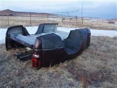 Dodge Ram 3500 Longbed Dually Pickup Bed