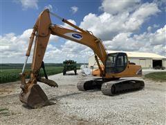 Samsung MX255LS Excavator