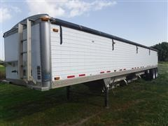 2009 Timpte Super Hopper 42' T/A Hopper Grain Trailer