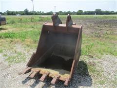 "2008 Komatsu 42"" Excavator Bucket"
