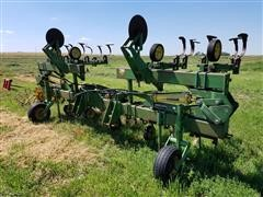 John Deere 845 8R36W Row Crop Cultivator