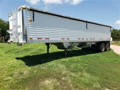 2006 Timpte Super Hopper T/A Hopper Bottom Grain Trailer