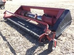 Case IH 1015 Belt Pickup Header