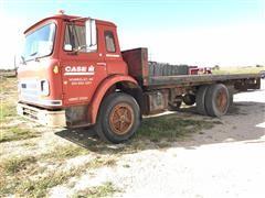 1981 International CargoStar C01610B S/A Rollback Truck w/Winch