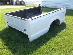 2006 Ford F-250 Box & Tailgate