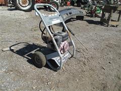 PowerTec Premium Power Washer on Cart