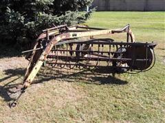 John Deere 894 Side Delivery Hay Rake